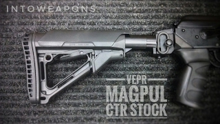 Review and Installation of the Magpul Industries CTR Rifle Stock, Mil-Spec for the AR-15/M-16 platform (https://goo.gl/JdNrTu). Additional upgrades for this ...