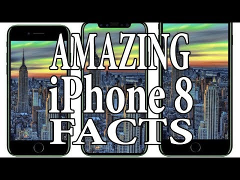 (8 AMAZING Facts About The iPhone 8 | Price,...nd More!)