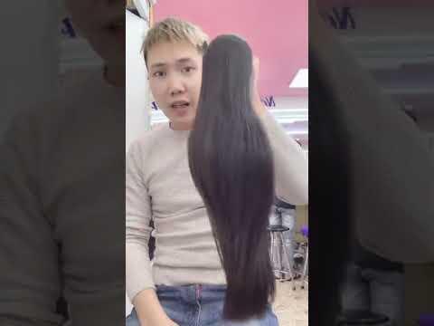 702 Video của Salon chuyến nối tóc Bắc Hugo