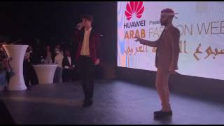 Video Harris J & Adam Saleh - Dubai Performance (ft Silento) MP3, 3GP, MP4, WEBM, AVI, FLV Maret 2018