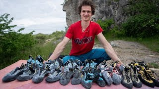 Road to Tokyo #17: The Alchemy Of Climbing Shoes by Adam Ondra