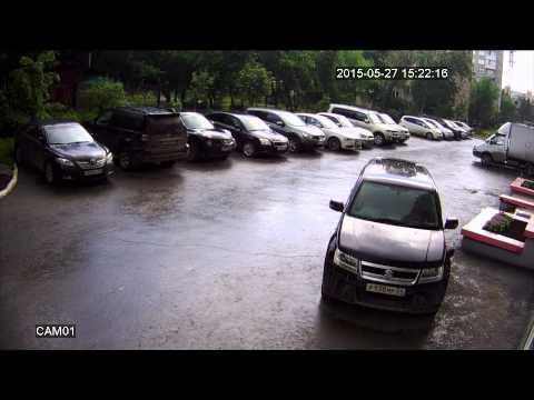 Дневное видео в формате AHD 1080P