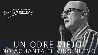 Miniatura de Un odre viejo no aguanta el vino nuevo – Andrés Corson