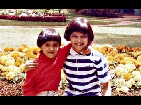 Deepika Padukone Post Her Childhood Picture With Sister Anisha