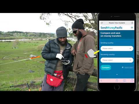 SendMoneyPacific Rewind: How to send money home from NZ (Bislama)