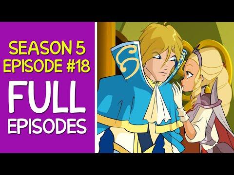 """Winx Club Season 5 Episode 18 """"The Devourer"""" Nickelodeon [HQ]"""