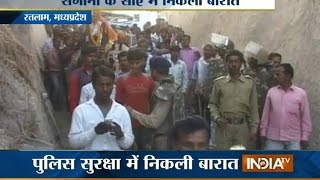 Ratlam India  city photos : Wedding Took Place in Ratlam Under Heavy Security - India TV