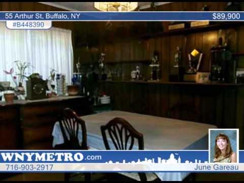 55 Arthur St  Buffalo, NY Homes for Sale | wnymetro.com