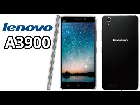Lenovo A3900 First Look 2015 HD