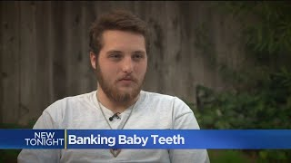 Family Hopes Baby Tooth Banking Will Help Cure Boy's Diabetes