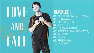 Video [Full Album] BOBBY - LOVE AND FALL MP3, 3GP, MP4, WEBM, AVI, FLV Januari 2019