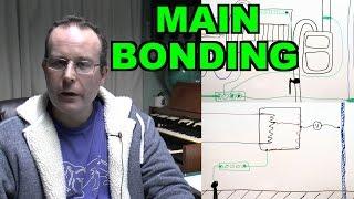 Earthing & Bonding - Part 2 : Main Protective Equipotential Bonding