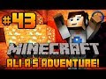"Minecraft - Ali-A's Adventure #43! - ""DIAMOND EXTRAVAGANZA!"""