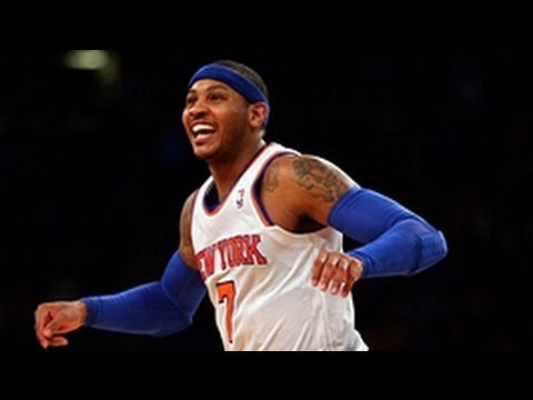 Carmelo Anthony's Top 10 Plays of his Career