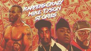 Video Rappers Crazy Mike Tyson Stories MP3, 3GP, MP4, WEBM, AVI, FLV Februari 2019