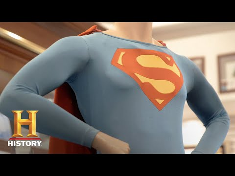 Pawn Stars: An Original 1978 Superman Costume (Season 14)   History