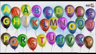 Dạy bé biết đọc sớm  Dạy bé học bảng chữ c...