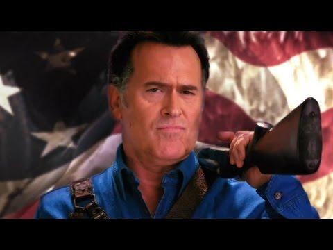 Ash vs. Evil Dead Season 2 (Promo 'A Real Man')