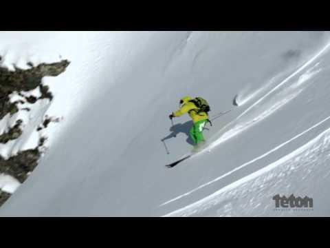 Ski Base Jumping with Erik Roner