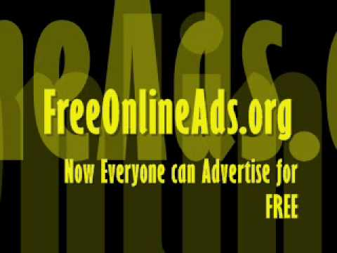 Free Online Ads ★★★★★ FREE  Internet Classified Ads Submission Submitter