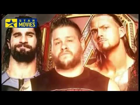WWE RAW 3 September 2016 Roman Reigns , Seth Rollins , Big Cass & Kevin Owens segment