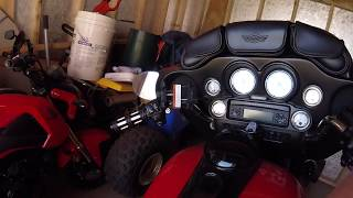 9. How to add bluetooth to stock street glide radio 2013 and older