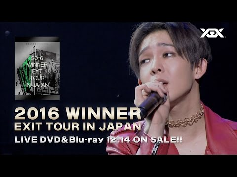 2016 WINNER EXIT TOUR IN JAPAN [Trailer2]