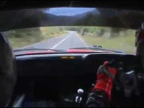 Colin McRae- On Board Molls Gap MKII Escort-MOLLS GAP-R.I.P