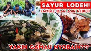 Video Sayur Lodeh + Ikan Asin Rebus Balado + Jamur Tepung + Sambel Goang!! MP3, 3GP, MP4, WEBM, AVI, FLV April 2019