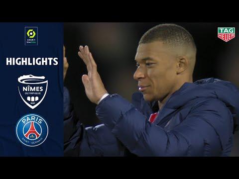 NÎMES OLYMPIQUE - PARIS SAINT-GERMAIN (0 - 4) - Highlights - (NO - PSG) / 2020-2021
