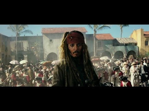 Νέο trailer για το Pirates of the Caribbean: Dead Men Tell No Tales