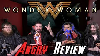 Video Wonder Woman Angry Movie Review MP3, 3GP, MP4, WEBM, AVI, FLV Maret 2018