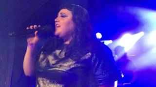 Beth Ditto - We Could Run (Omeara London 11/04/17)