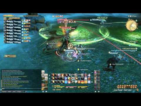 Hardmode - Ziss and friends from Cactuar server takes down Garuda after 2 hours of struggle! Below is the strategy we used to defeat her: Check out the Full Hard Mode G...