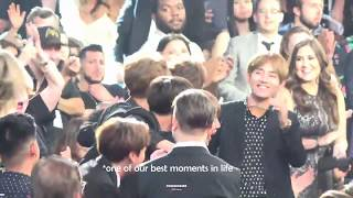 BTS ONE OF BEST MOMENT IN BBMAS Video
