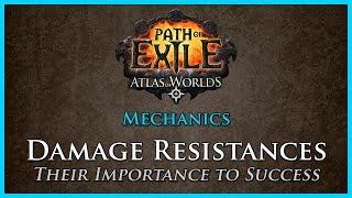Path of Exile: Damage & Elemental Resistance Mechanics