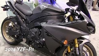 8. 2014 Yamaha YZF-R1 Walk Around Video - GREY + Why do I Ride a Motorcycle?