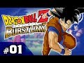 Dragon Ball Z Burst Limit Part 1  Tfs Plays