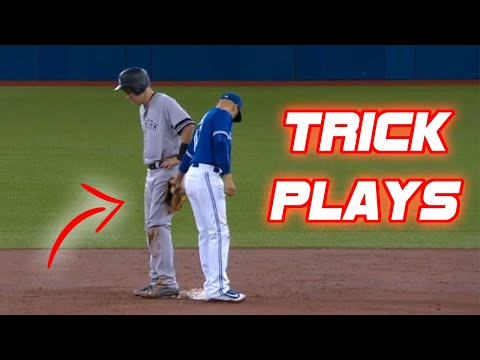 Greatest Trick Plays in Baseball History