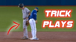 Video Greatest Trick Plays in Baseball History MP3, 3GP, MP4, WEBM, AVI, FLV Februari 2019