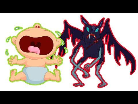 Семейка против МОНСТРОВ #1 Игровой мультик для детей на FineBabyTV