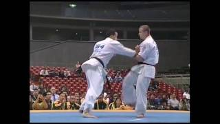 Karate Knock Out Kicks