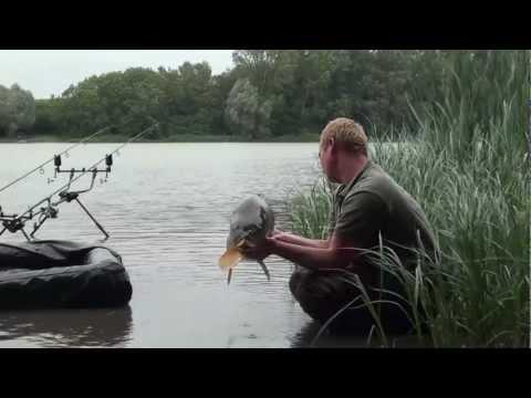 Karpfenangeln messefilm hannover 2012 carphunter havelland