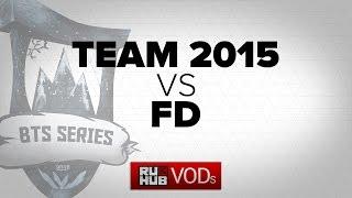 Redhero vs FD, game 1