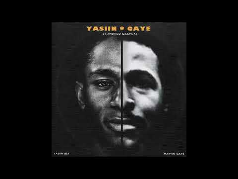 Marvin Gaye & Yasiin Bey - Yasiin Gaye: The Departure [instrumentals] (full Album) [hd]