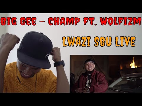 Big Gee - CHAMP ft. Wolfizm REACTION