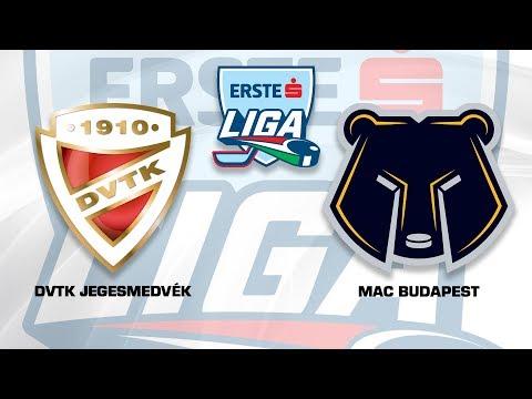 Erste Liga 125: DVTK Jegesmedvék - MAC 2-0