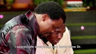 Apostle JOHN CHI'S Conversation with Prophet TB. JOSHUA.