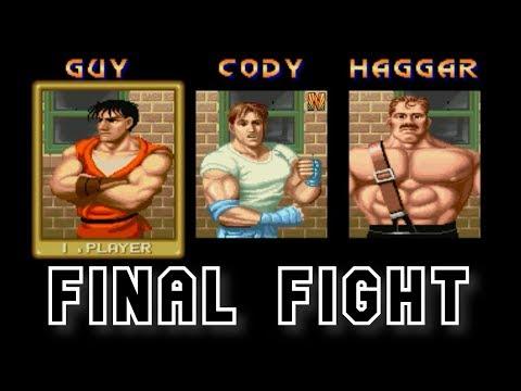 Final Fight (hagar) Oyununu Bitirdik (nost_alji)