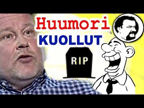 Huumori Kuolee Suomessa - Mika Rantanen | Dosentti